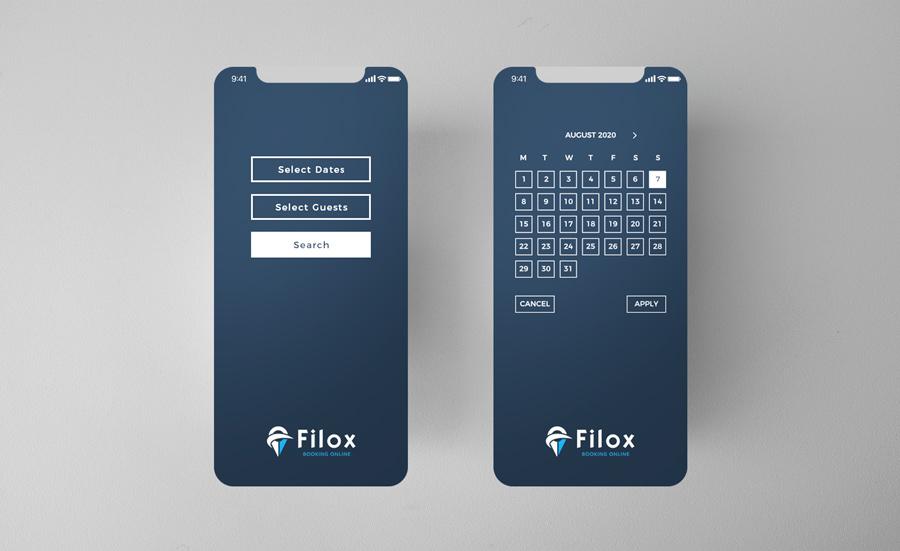 Υπηρεσίες Κατασκευής ιστοσελίδων & Συστημάτων Κρατήσεων Filox